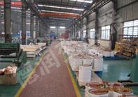 淮北scb10干式变压器生产线