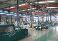淮北s11油浸式变压器生产线